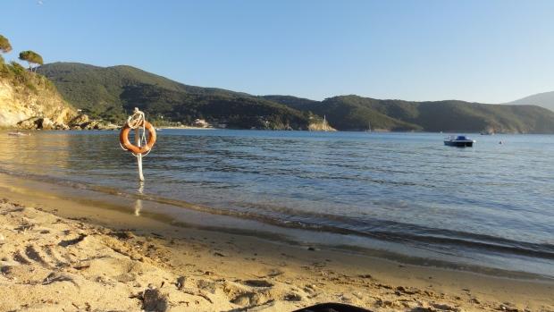 Strand Forno auf Elba