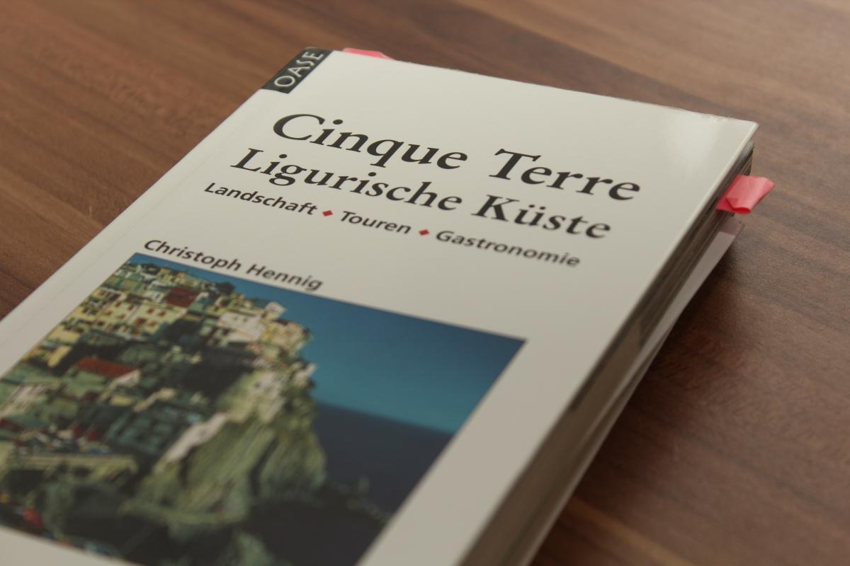 Reiseführer für die Cinque Terre