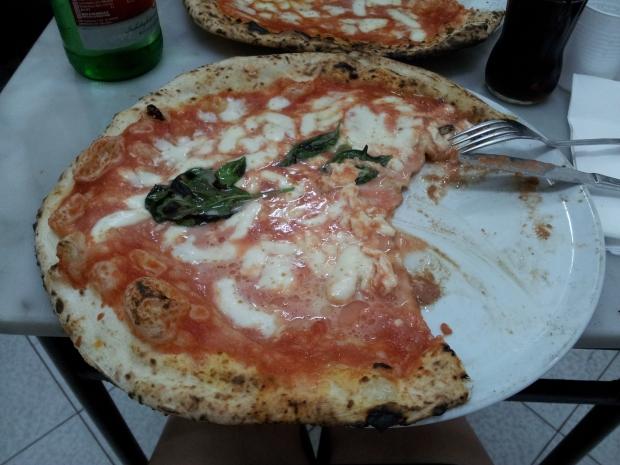beste Pizza in Neapel