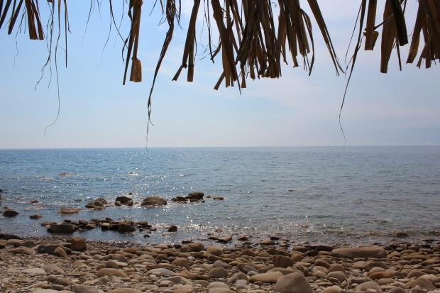 Strand Punta Tresino -Vignazzurra