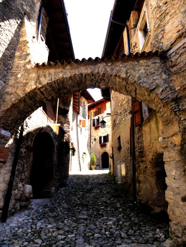 mittelalterliches Dorf - Canale di Tenno