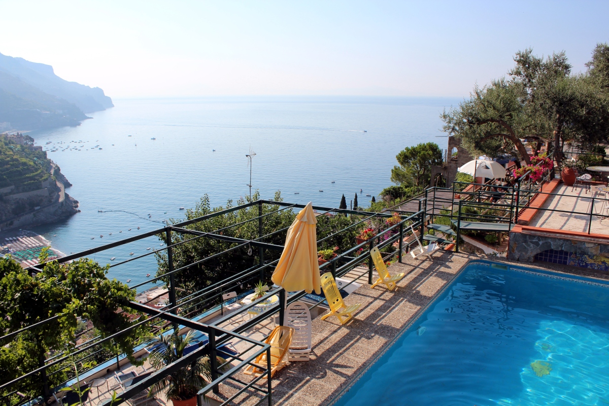 Mein Orto Paradiso an der Amalfiküste