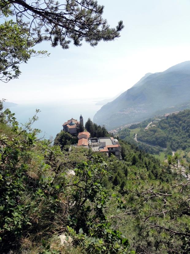 Gipfel Monte Cas