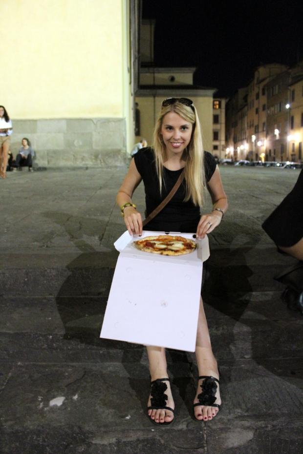 Pizza von Gusta Pizza
