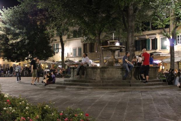 Piazza Spirto in Florenz
