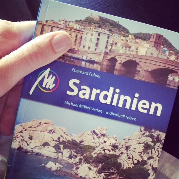 Reiseführer Sardinien