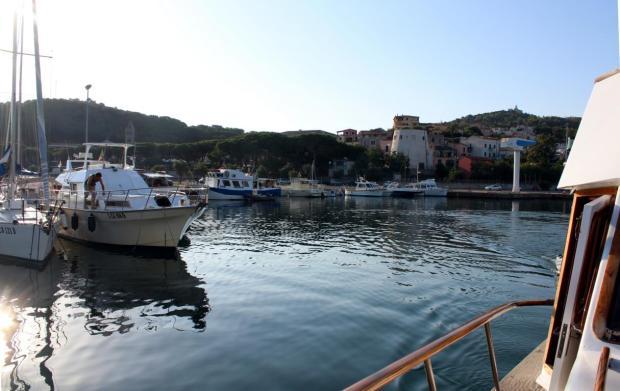 Hafen von Arbatax