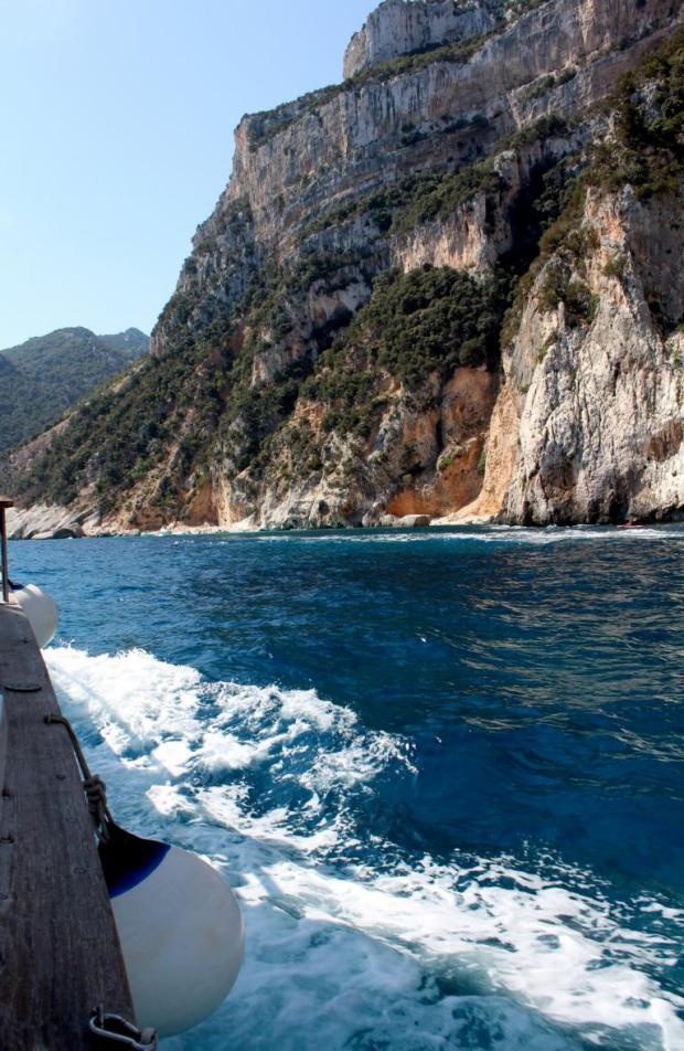 Bootstour mit Sergio von Helios Tourismo