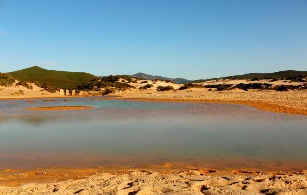 See an der Costa Verde