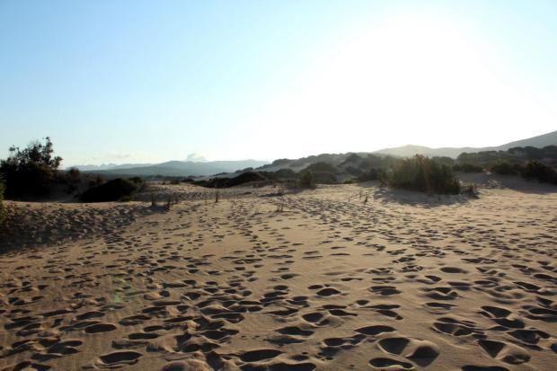 Costa Verde am Morgen