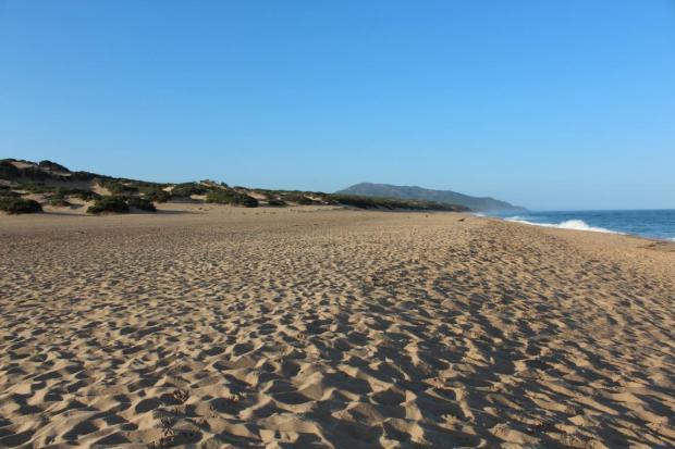 unberührte Küste - Costa Verde