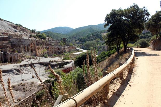 Bergwerksgebiet