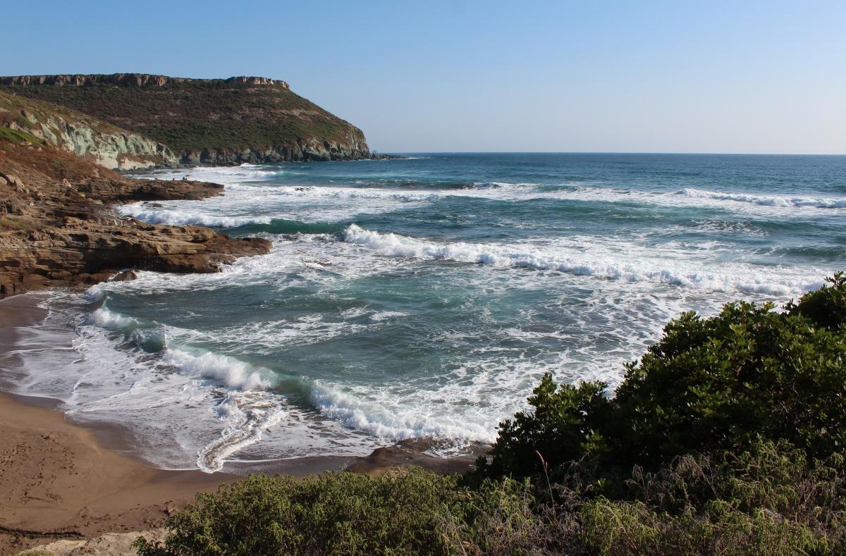 Sardiniens Strände: Natürliche Westküste