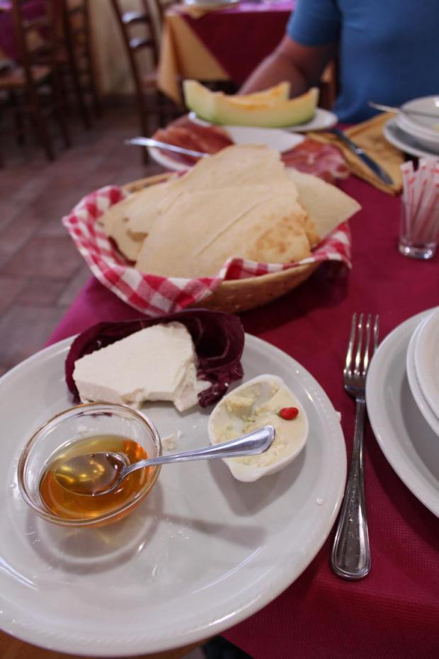 sardisches Menü
