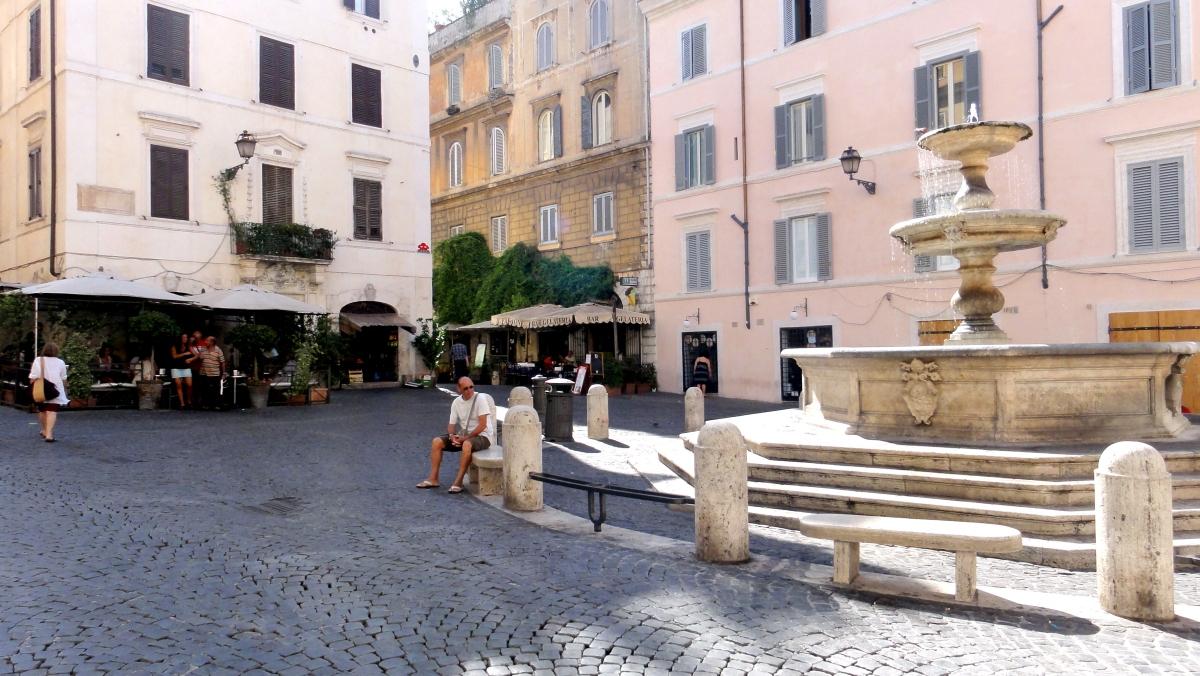 Städtereise nach Rom: Das Monti-Viertel