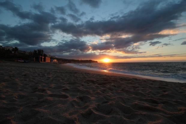 Tropea_Sonnenuntergang